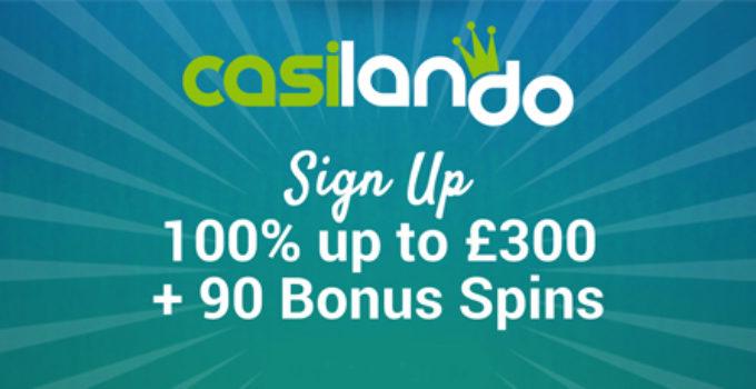 Casilando Casino Low Wagering Requirements