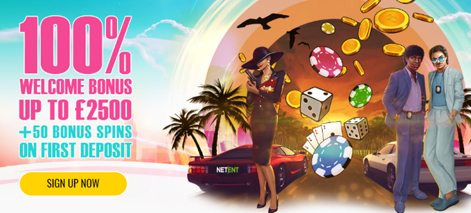 Miami Dice Casino Low Wagering Requirements
